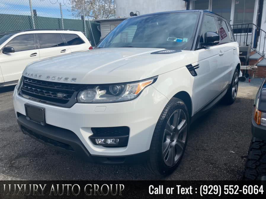 Used 2015 Land Rover Range Rover Sport in Bronx, New York | Luxury Auto Group. Bronx, New York