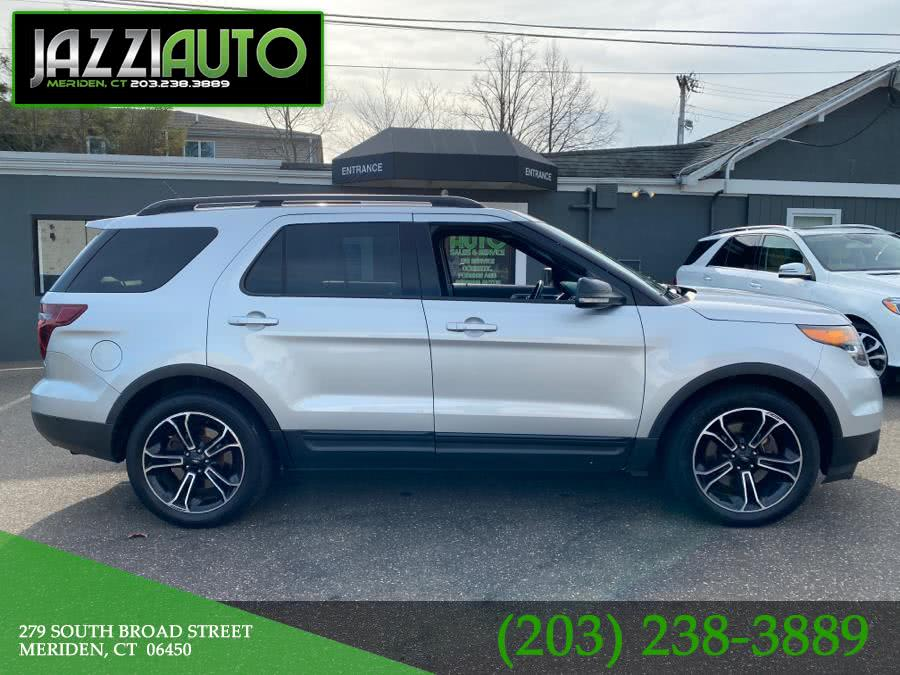 Used 2015 Ford Explorer in Meriden, Connecticut | Jazzi Auto Sales LLC. Meriden, Connecticut
