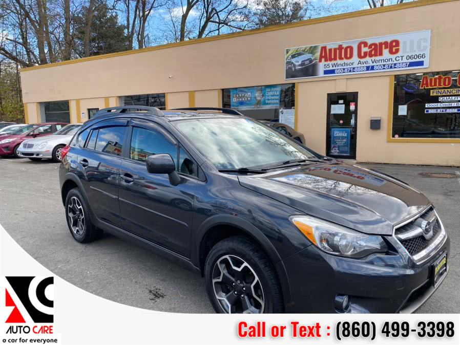 Used Subaru XV Crosstrek 5dr Auto 2.0i Limited 2014 | Auto Care Motors. Vernon , Connecticut