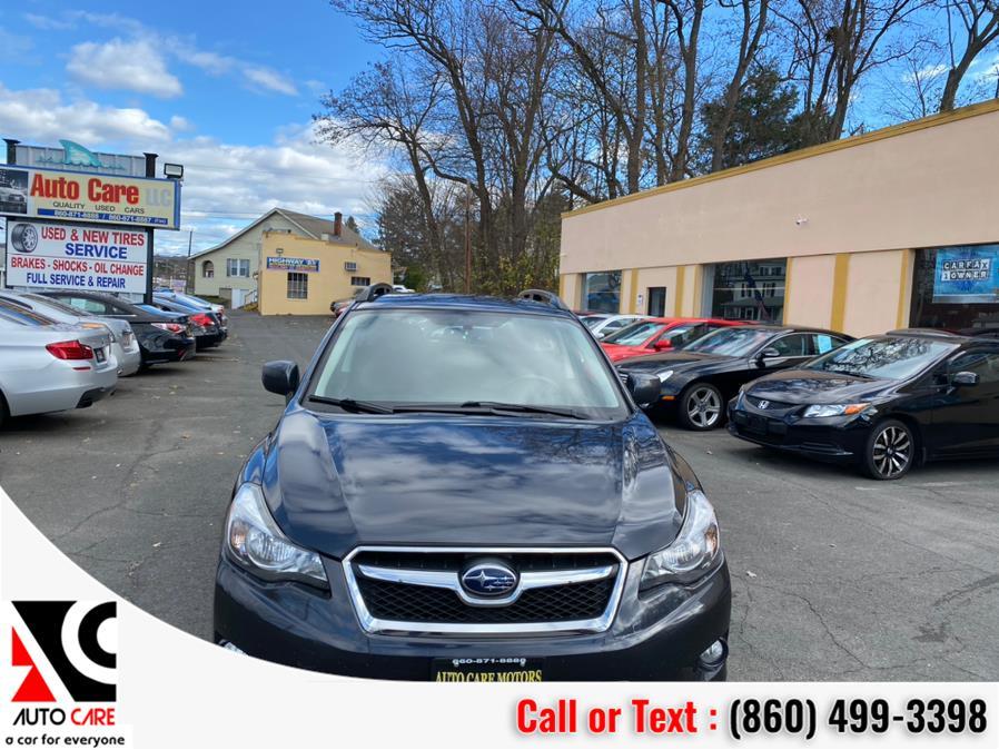 Used Subaru XV Crosstrek 5dr Auto 2.0i Limited 2014 | Auto Care Motors. Vernon , Connecticut