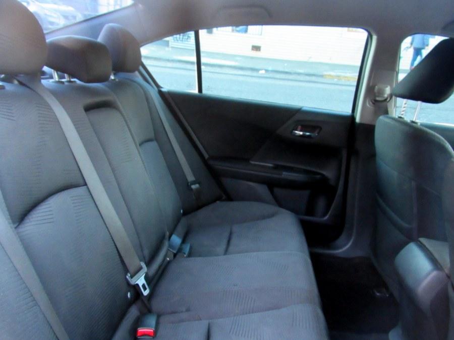 Used Honda Accord Sedan 4dr I4 CVT LX 2014 | MFG Prestige Auto Group. Paterson, New Jersey