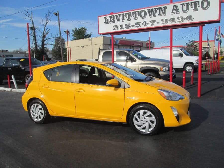 Used 2015 Toyota Prius c in Levittown, Pennsylvania | Levittown Auto. Levittown, Pennsylvania