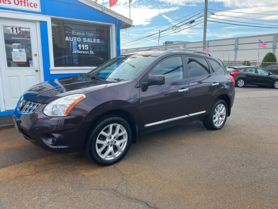 Used 2013 Nissan Rogue in Stamford, Connecticut | Harbor View Auto Sales LLC. Stamford, Connecticut