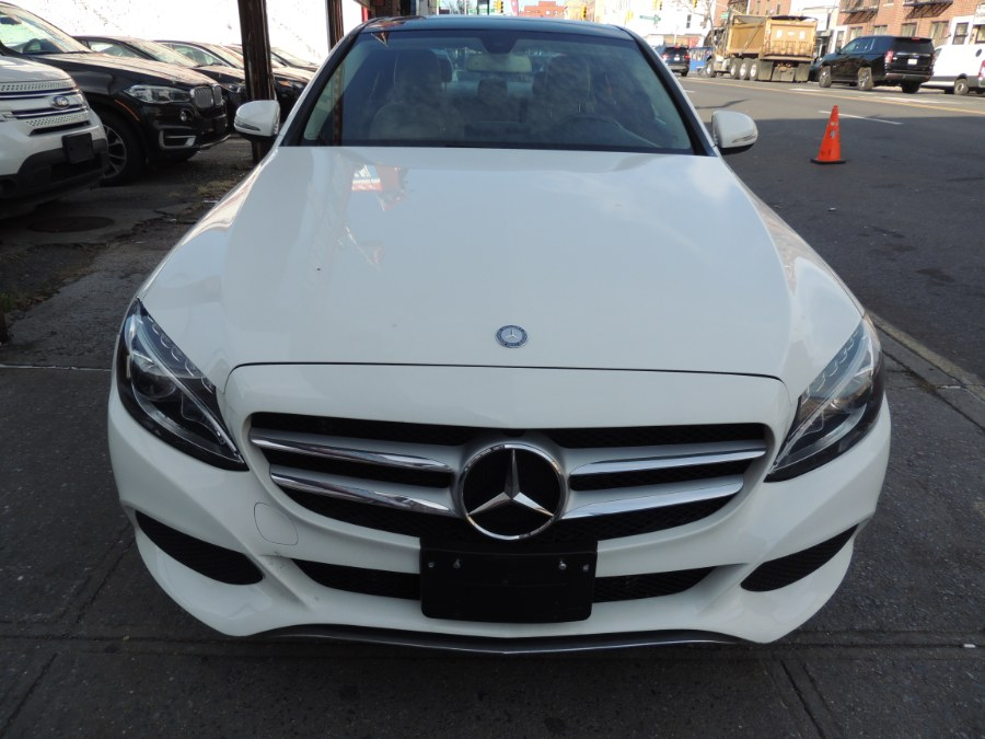 Used Mercedes-Benz C-Class 4dr Sdn C300 Sport 4MATIC 2015 | Carsbuck Inc.. Brooklyn, New York