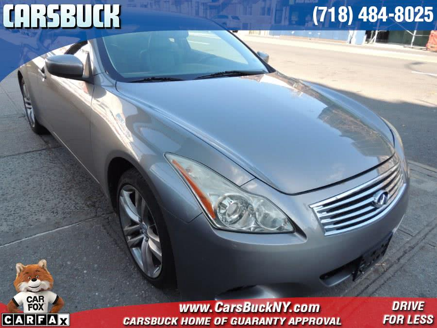Used 2009 INFINITI G37 Coupe in Brooklyn, New York | Carsbuck Inc.. Brooklyn, New York