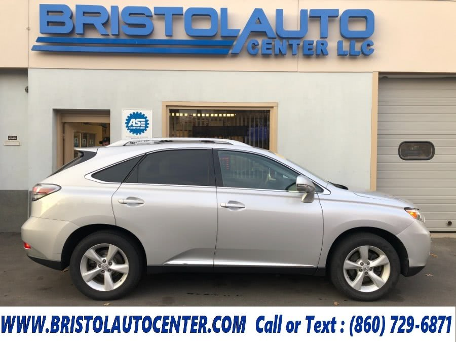 Used 2012 Lexus RX 350 in Bristol, Connecticut | Bristol Auto Center LLC. Bristol, Connecticut