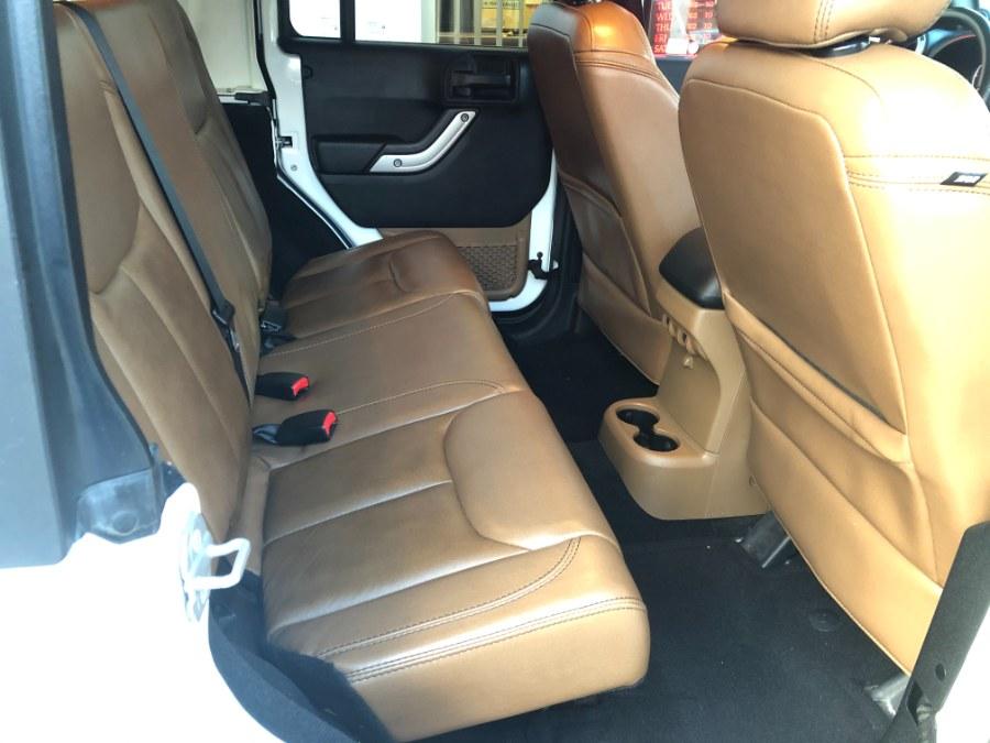 Used Jeep Wrangler Unlimited 4WD 4dr Sahara 2014 | Bristol Auto Center LLC. Bristol, Connecticut