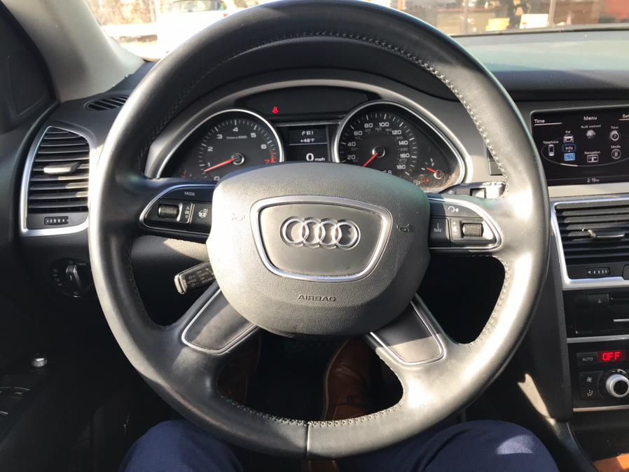 Used Audi Q7 quattro 4dr 3.0T Premium Plus 2015 | M Sport Motor Car. Hillside, New Jersey