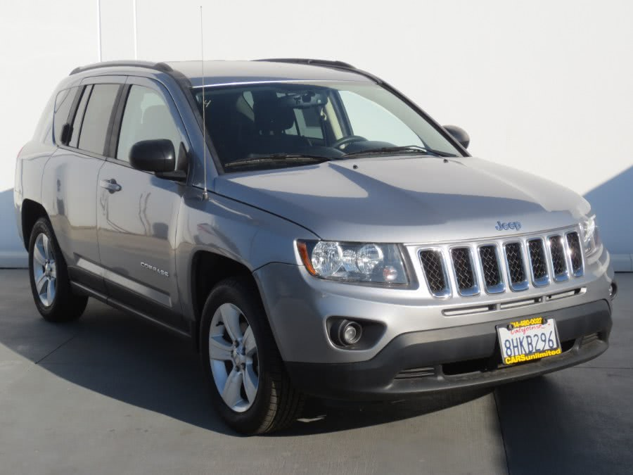 Used Jeep Compass Sport FWD *Ltd Avail* 2017 | Auto Max Of Santa Ana. Santa Ana, California