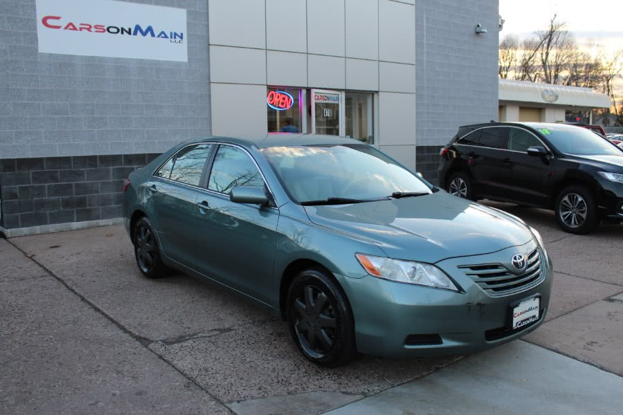 Used Toyota Camry 4dr Sdn I4 Auto LE (Natl) 2009 | Carsonmain LLC. Manchester, Connecticut