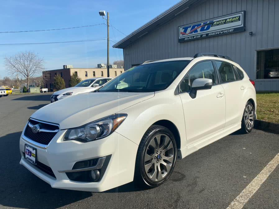 Used 2016 Subaru Impreza Wagon in Berlin, Connecticut | Tru Auto Mall. Berlin, Connecticut