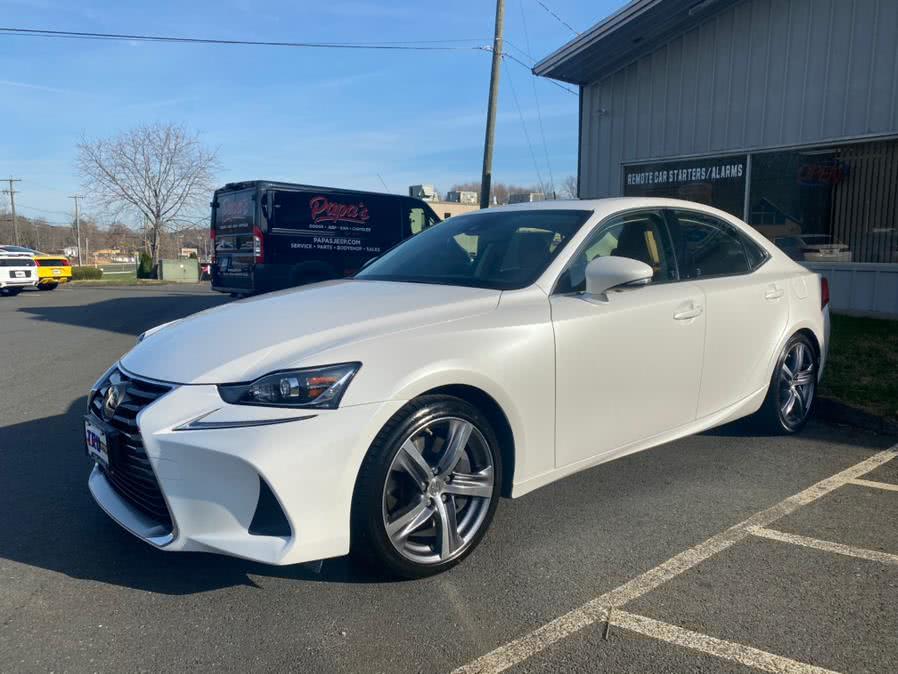 Used 2017 Lexus IS in Berlin, Connecticut | Tru Auto Mall. Berlin, Connecticut