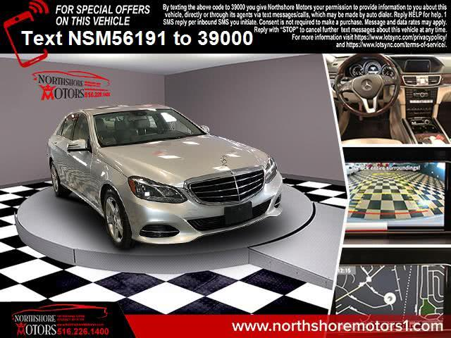 Used Mercedes-Benz E-Class 4dr Sdn E350 Sport 4MATIC 2014 | Northshore Motors. Syosset , New York