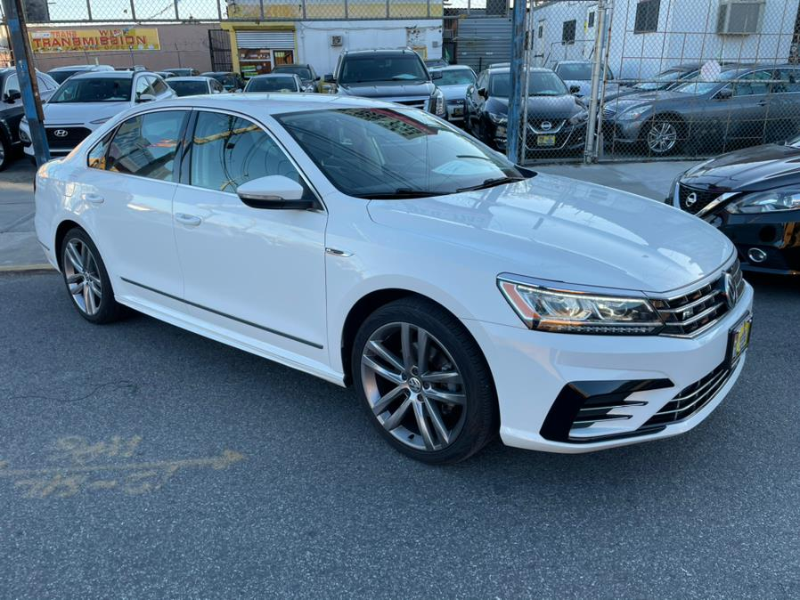 2017 Volkswagen Passat R-Line w/Comfort Pkg Auto, available for sale in Brooklyn, NY