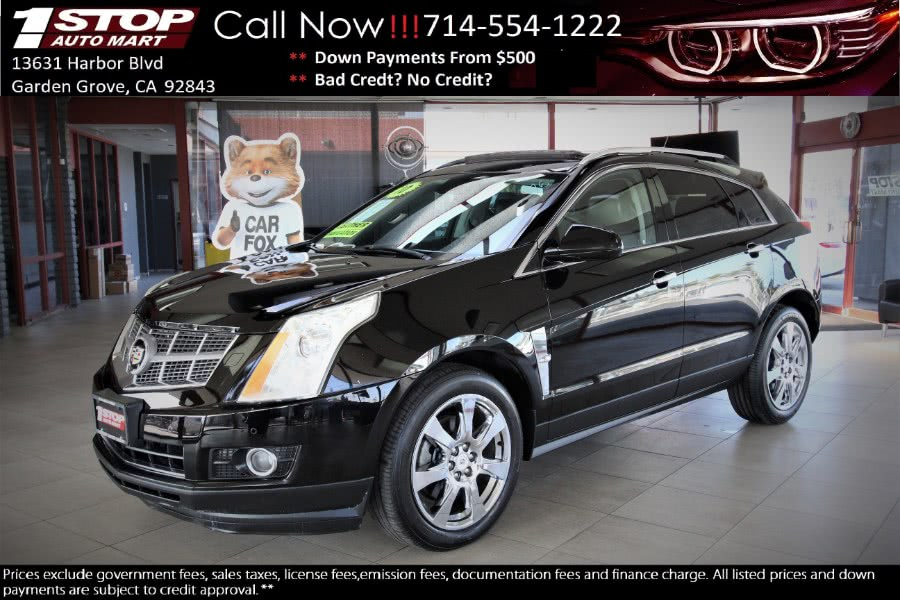 Used Cadillac SRX FWD 4dr Performance Collection 2010 | 1 Stop Auto Mart Inc.. Garden Grove, California
