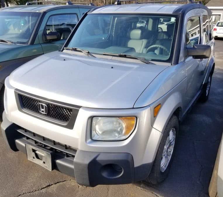 Used Honda Element 4WD EX-P AT 2006   ODA Auto Precision LLC. Auburn, New Hampshire