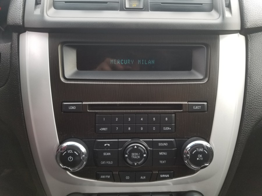 Used Mercury Milan 4dr Sdn Premier FWD 2010   ODA Auto Precision LLC. Auburn, New Hampshire