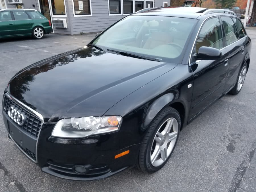 Used 2008 Audi A4 in Auburn, New Hampshire | ODA Auto Precision LLC. Auburn, New Hampshire