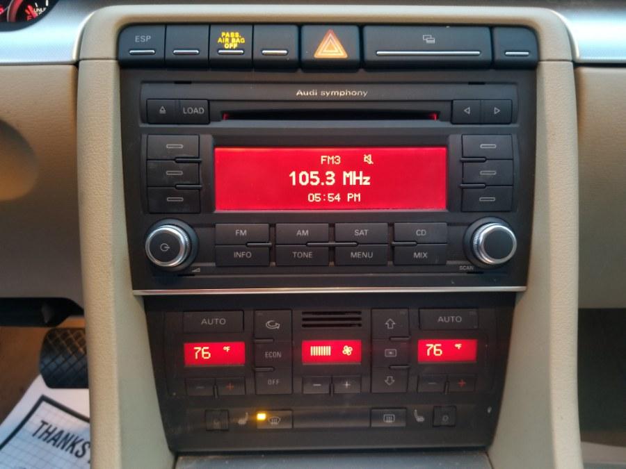 Used Audi A4 5dr Wgn Auto 2.0T quattro 2008 | ODA Auto Precision LLC. Auburn, New Hampshire