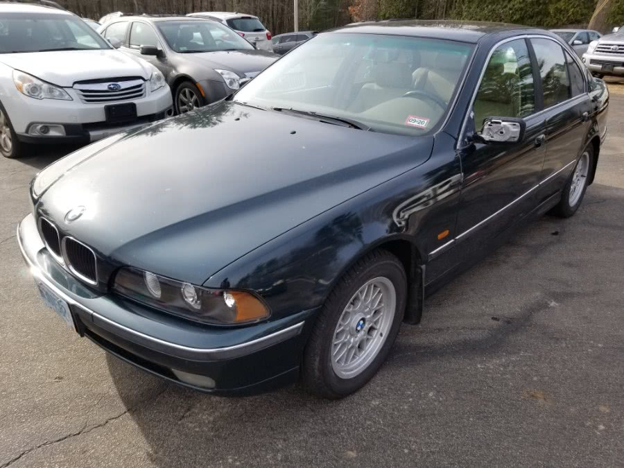 Used 1999 BMW 5 Series in Auburn, New Hampshire | ODA Auto Precision LLC. Auburn, New Hampshire