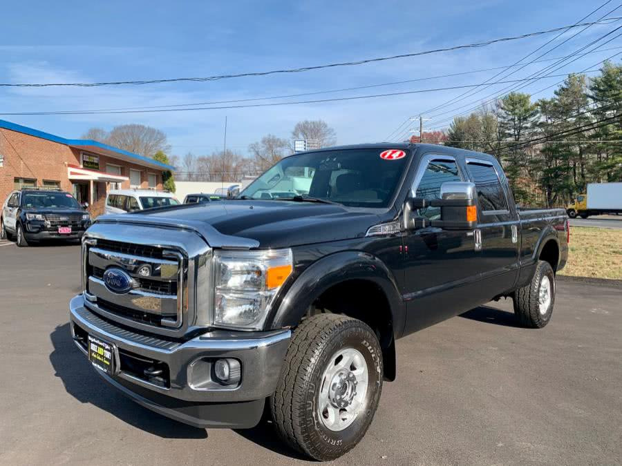 """2014 Ford Super Duty F-350 SRW 4WD Crew Cab 156"""" XLT, available for sale in South Windsor, CT"""