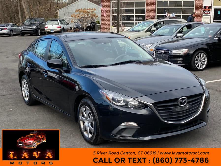 Used 2015 Mazda Mazda3 in Canton, Connecticut | Lava Motors. Canton, Connecticut