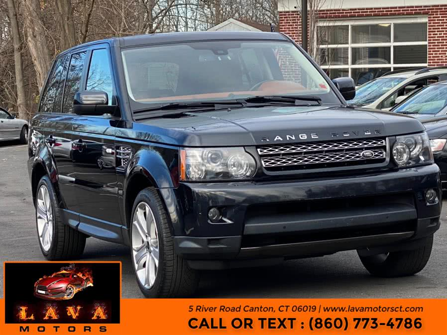 Used 2012 Land Rover Range Rover Sport in Canton, Connecticut | Lava Motors. Canton, Connecticut