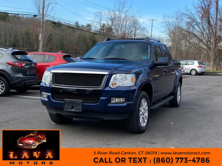 Used 2008 Ford Explorer Sport Trac in Canton, Connecticut | Lava Motors. Canton, Connecticut