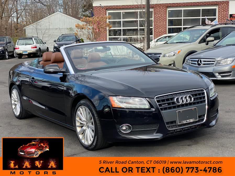 Used 2011 Audi A5 in Canton, Connecticut | Lava Motors. Canton, Connecticut