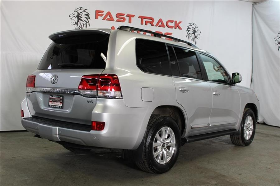 Used Toyota Land Cruiser  2017 | Fast Track Motors. Paterson, New Jersey