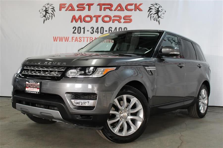 Used 2014 Land Rover Range Rover Sport in Paterson, New Jersey   Fast Track Motors. Paterson, New Jersey