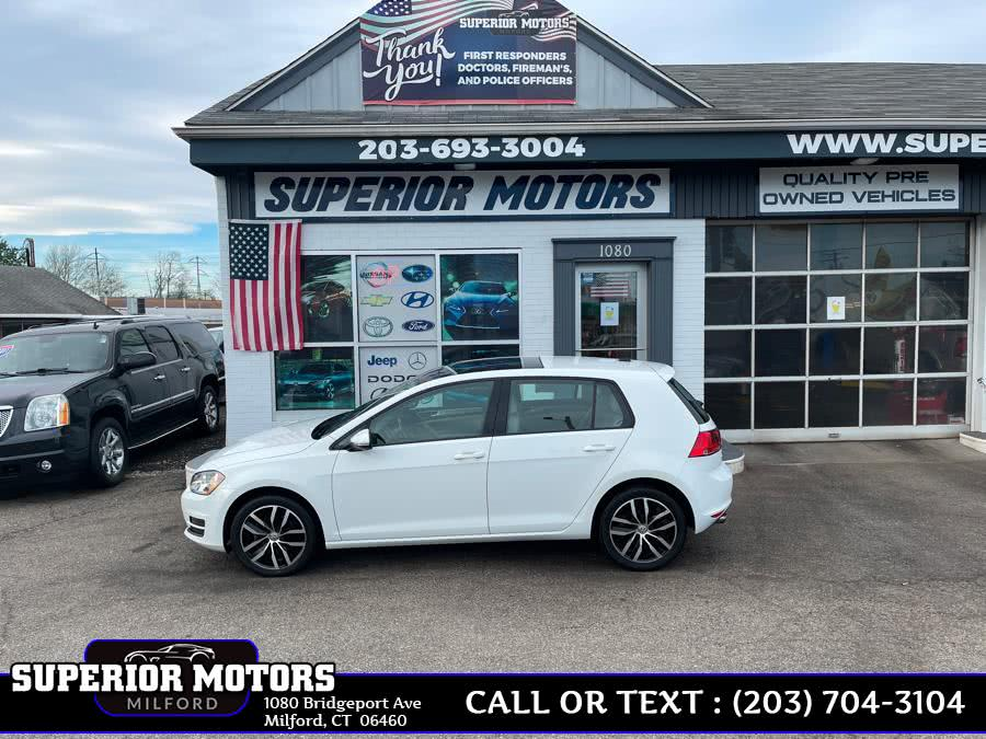 Used 2015 Volkswagen GOLF Golf SE AUTO in Milford, Connecticut | Superior Motors LLC. Milford, Connecticut