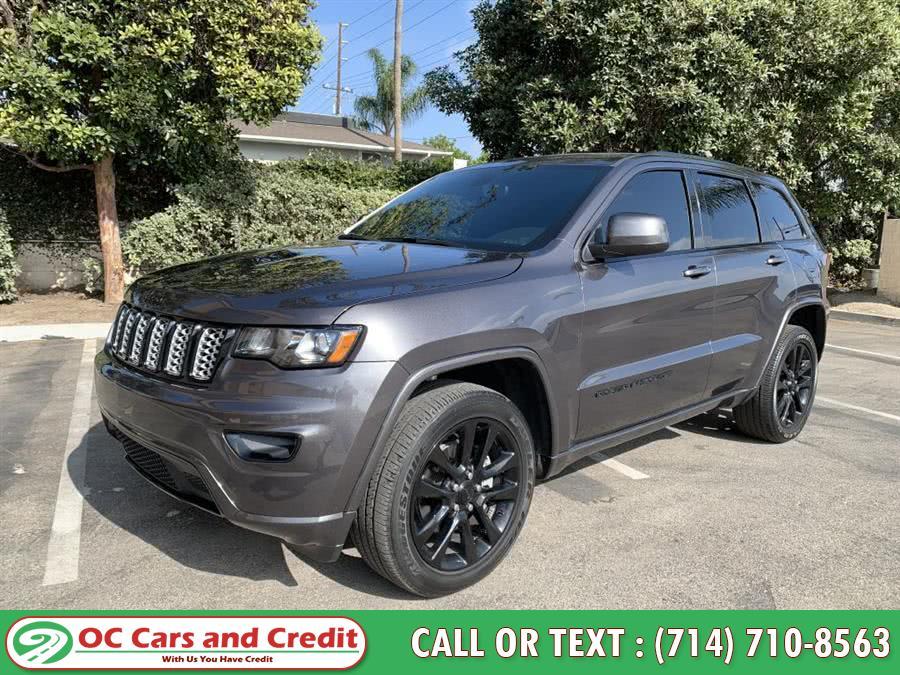 Used 2018 Jeep Grand Cherokee in Garden Grove, California | OC Cars and Credit. Garden Grove, California