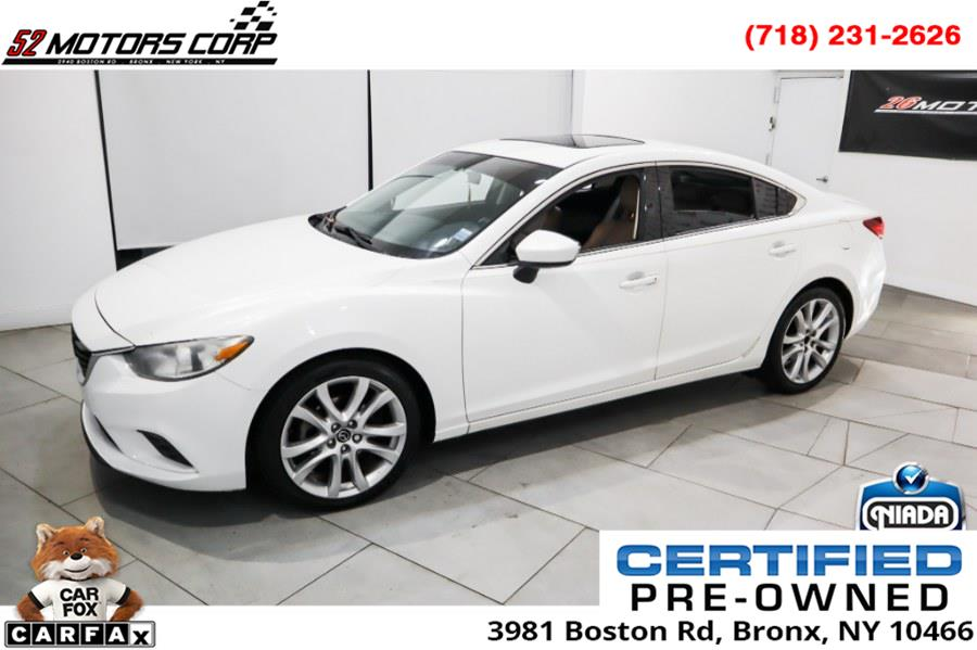 Used Mazda Mazda6 4dr Sdn Man i Touring 2014 | 52Motors Corp. Woodside, New York