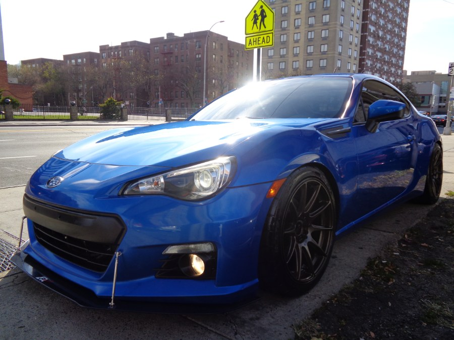 Used Subaru BRZ Limited Manual 2013 | Top Speed Motors LLC. Jamaica, New York