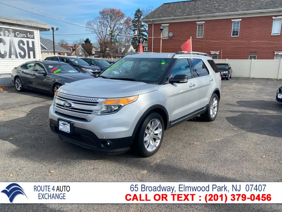 Used Ford Explorer FWD 4dr XLT 2014 | Route 4 Auto Exchange. Elmwood Park, New Jersey