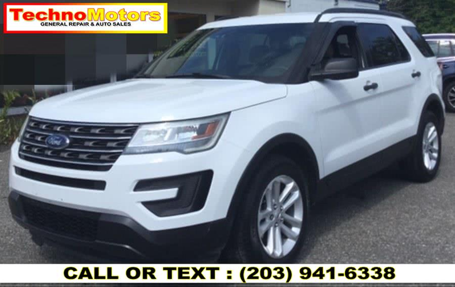 Used Ford Explorer 4WD 4dr Base 2016 | Techno Motors . Danbury , Connecticut