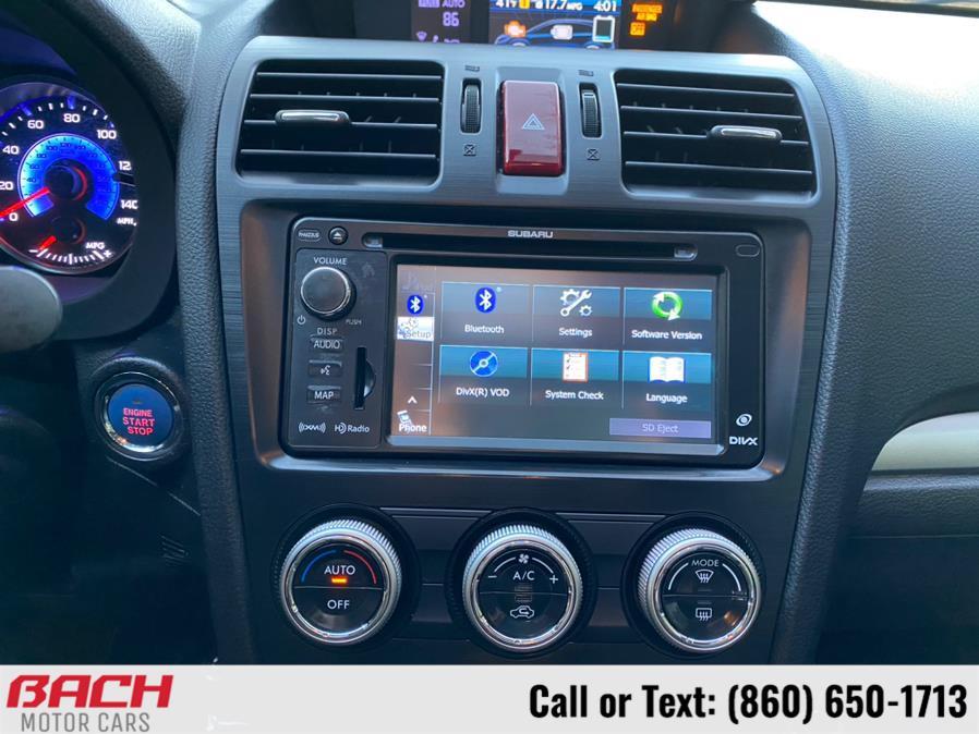 Used Subaru XV Crosstrek Hybrid 5dr 2.0i Touring 2014 | Bach Motor Cars. Canton , Connecticut