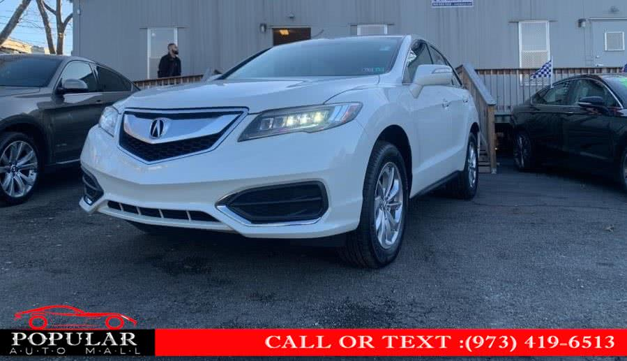 Used 2017 Acura RDX in Newark , New Jersey | Popular Auto Mall Inc . Newark , New Jersey
