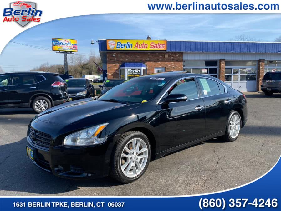 Used 2010 Nissan Maxima in Berlin, Connecticut | Berlin Auto Sales LLC. Berlin, Connecticut