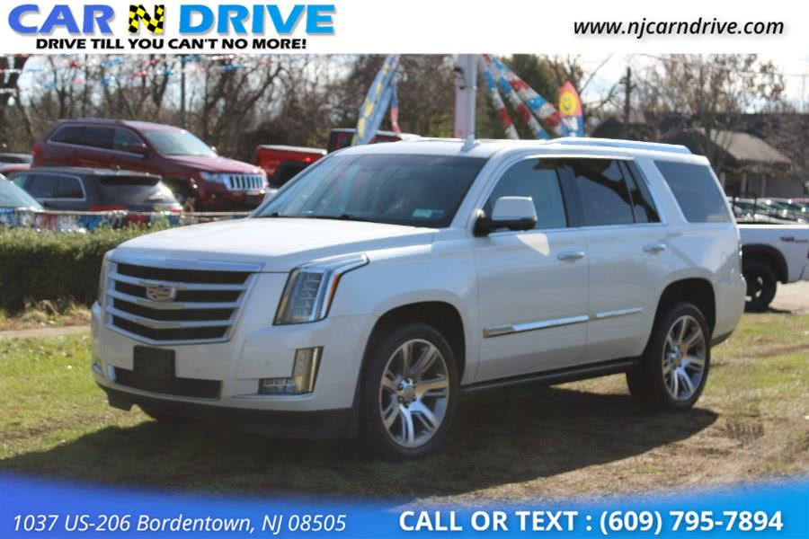 Used Cadillac Escalade Premium 4WD 2015 | Car N Drive. Bordentown, New Jersey