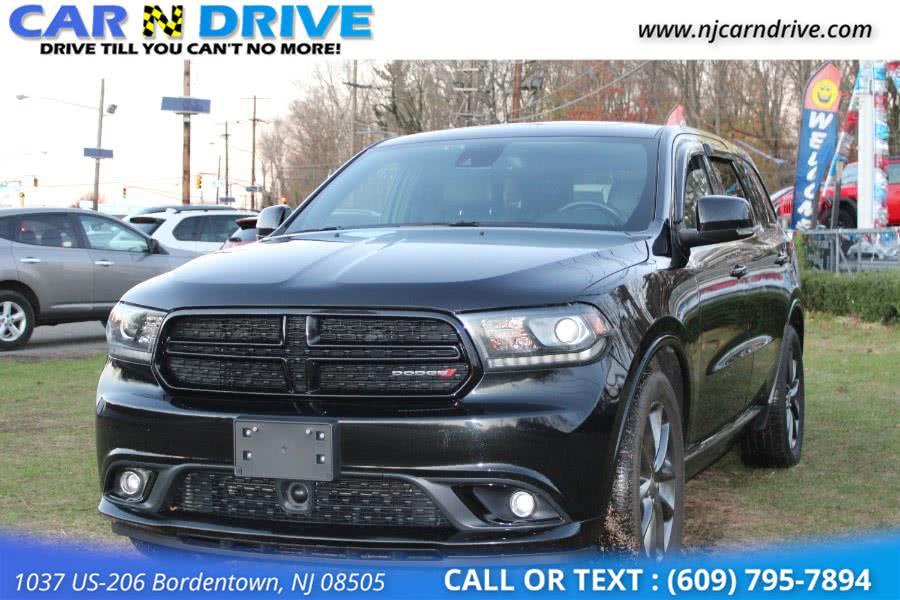 Used Dodge Durango R/T AWD 2014 | Car N Drive. Bordentown, New Jersey