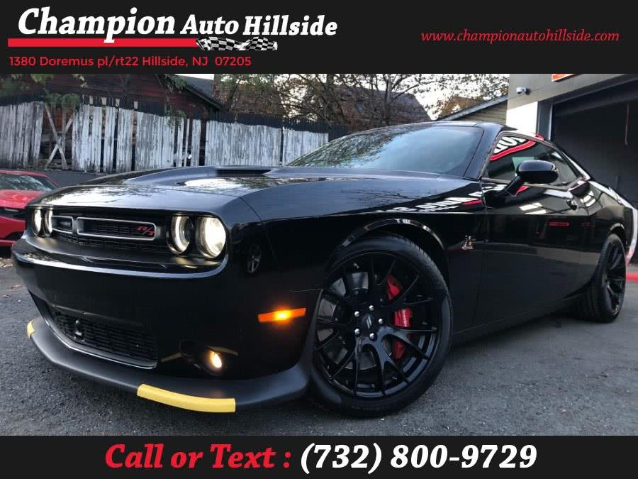 Used 2018 Dodge Challenger in Hillside, New Jersey | Champion Auto Sales. Hillside, New Jersey