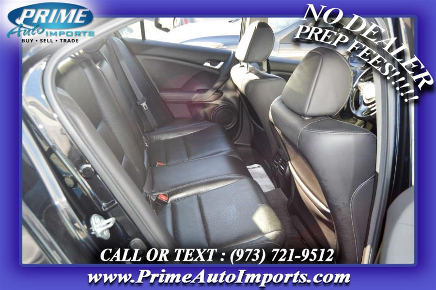 Used Acura TSX 4dr Sdn I4 Auto Tech Pkg 2013 | Prime Auto Imports. Bloomingdale, New Jersey