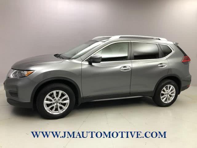 Used Nissan Rogue 2017.5 AWD SV 2017 | J&M Automotive Sls&Svc LLC. Naugatuck, Connecticut