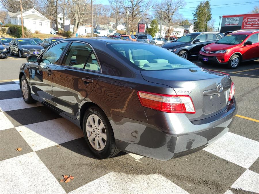 Used Toyota Camry Hybrid 4dr Sdn 2008 | National Auto Brokers, Inc.. Waterbury, Connecticut