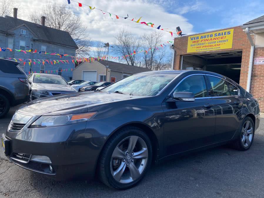 Used 2014 Acura TL in Hartford, Connecticut | VEB Auto Sales. Hartford, Connecticut