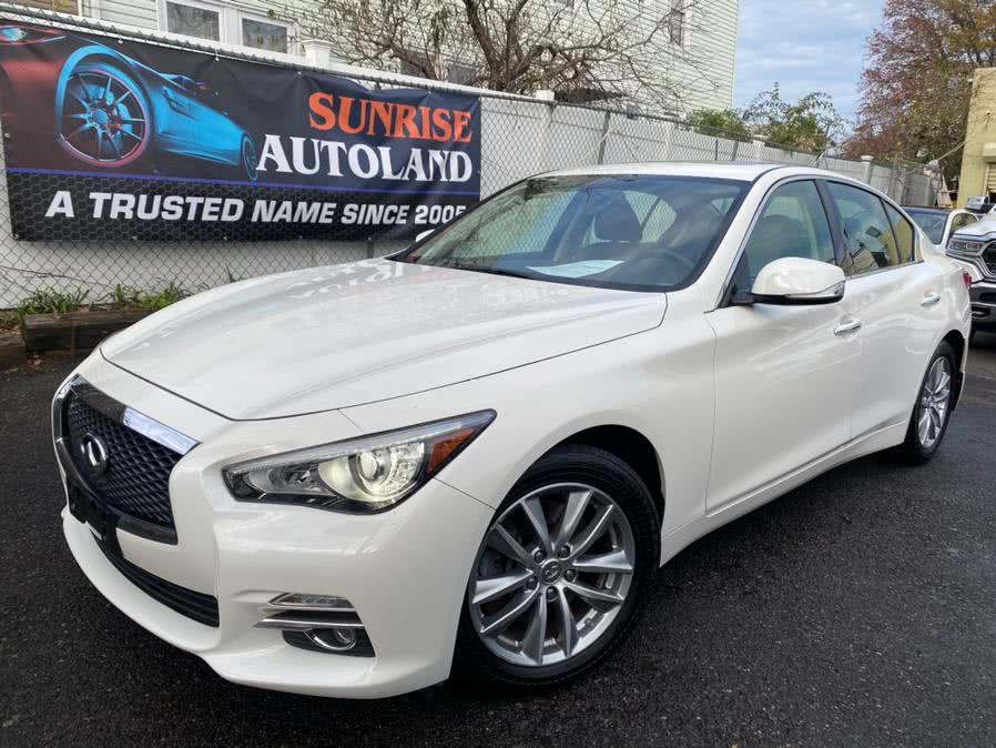 Used 2017 INFINITI Q50 in Jamaica, New York | Sunrise Autoland. Jamaica, New York