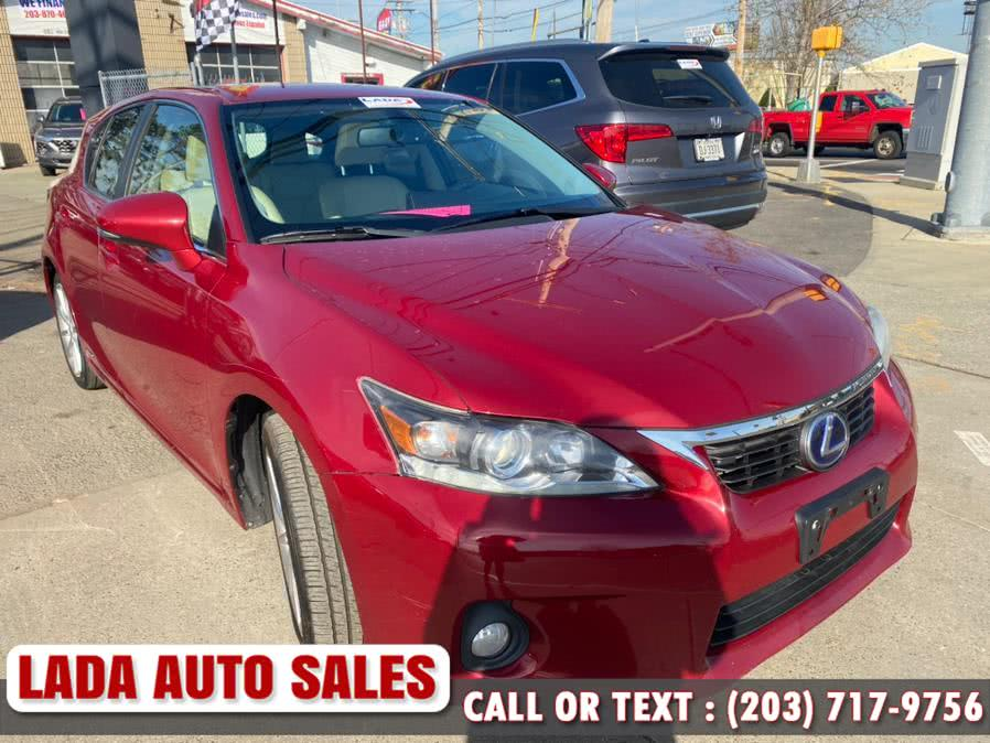 Used 2011 Lexus CT 200h in Bridgeport, Connecticut | Lada Auto Sales. Bridgeport, Connecticut