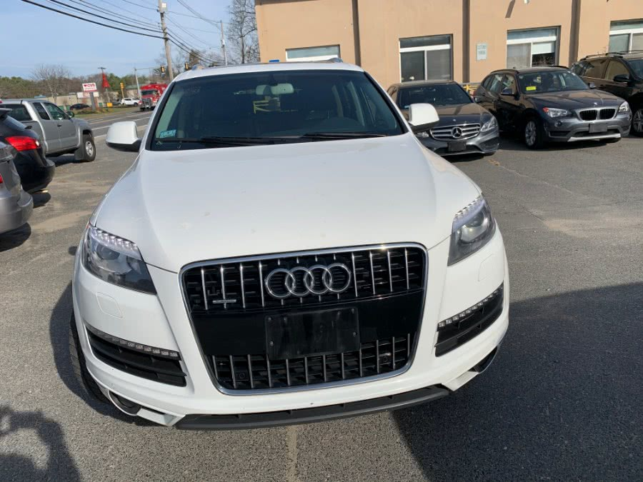 Used Audi Q7 quattro 4dr 3.0T Premium Plus 2014 | J & A Auto Center. Raynham, Massachusetts